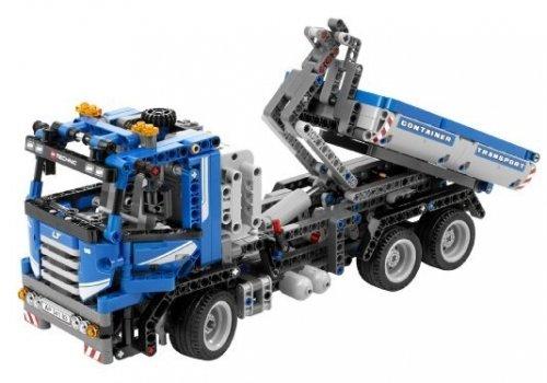 Ongebruikt LEGO Technic Container Truck (LEGO 8052) | 5702014601703 HA-23