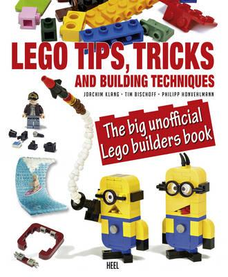 Lego tips tricks and building techniques lego boeken for Construction tips and tricks