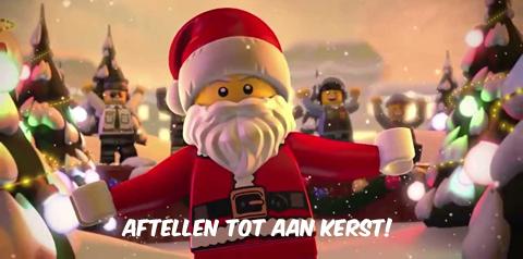 Aftellen tot an kerst