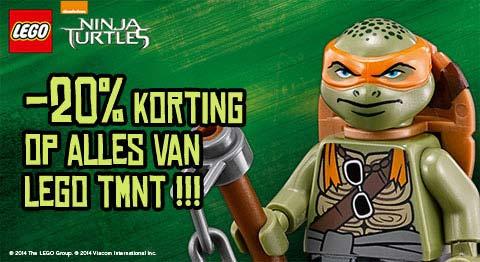 Ninja Turtles Slaapkamer.20 Korting Op Alle Lego Teenage Mutant Ninja Turtles Lego En