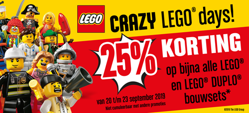 LEGO Crazy Days