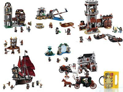 LEGO Pirates of the Caribbean Collection