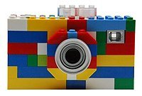 Digitale Camera van LEGO